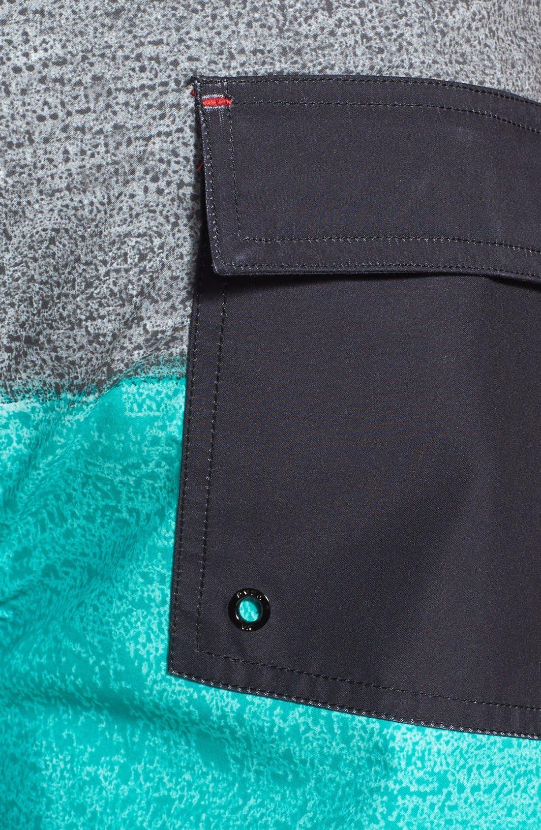 Alternate Image 3  - RVCA 'Buoy' Board Shorts