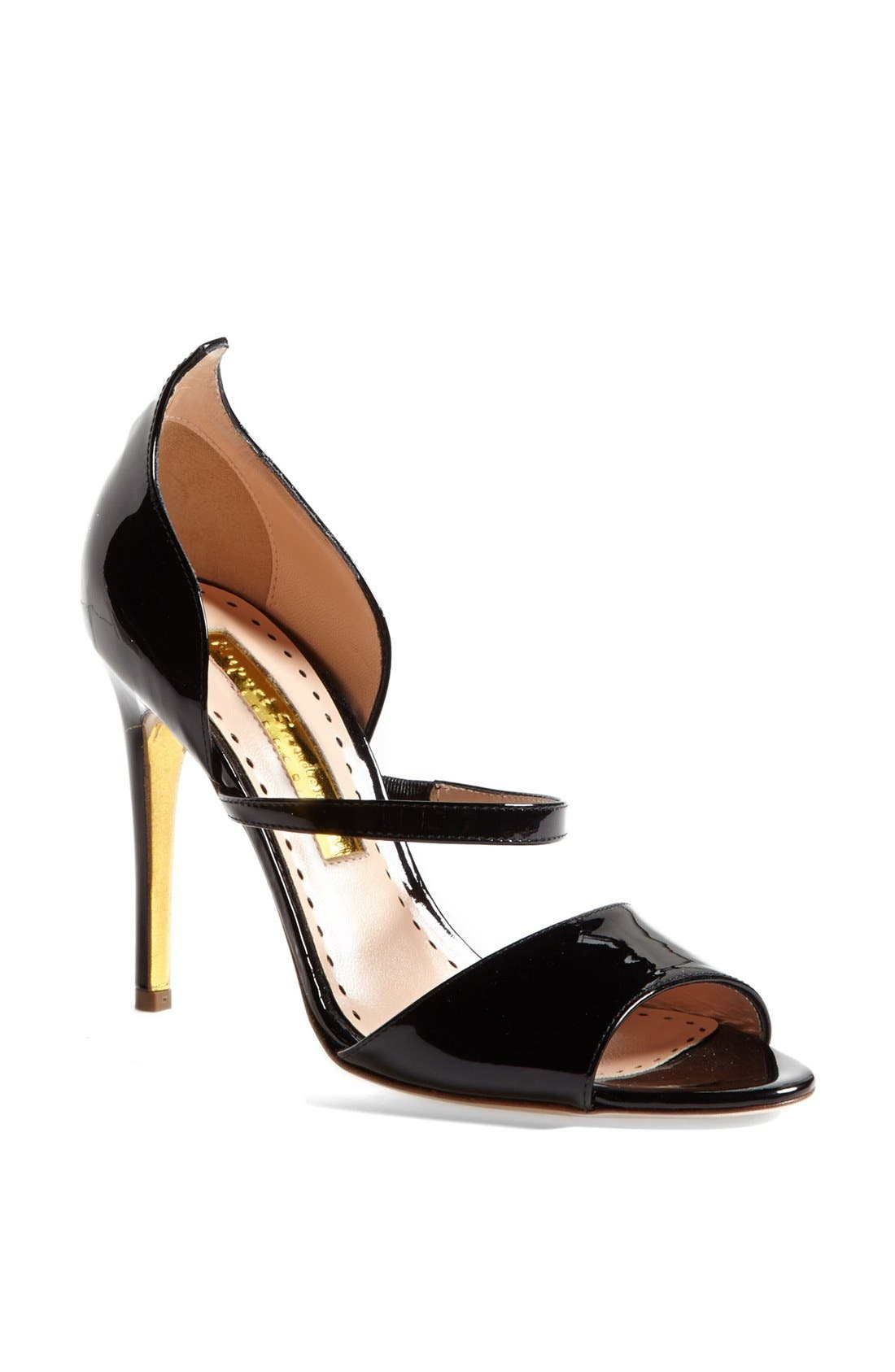 Alternate Image 1 Selected - Rupert Sanderson 'Ophelia' Patent Leather Sandal