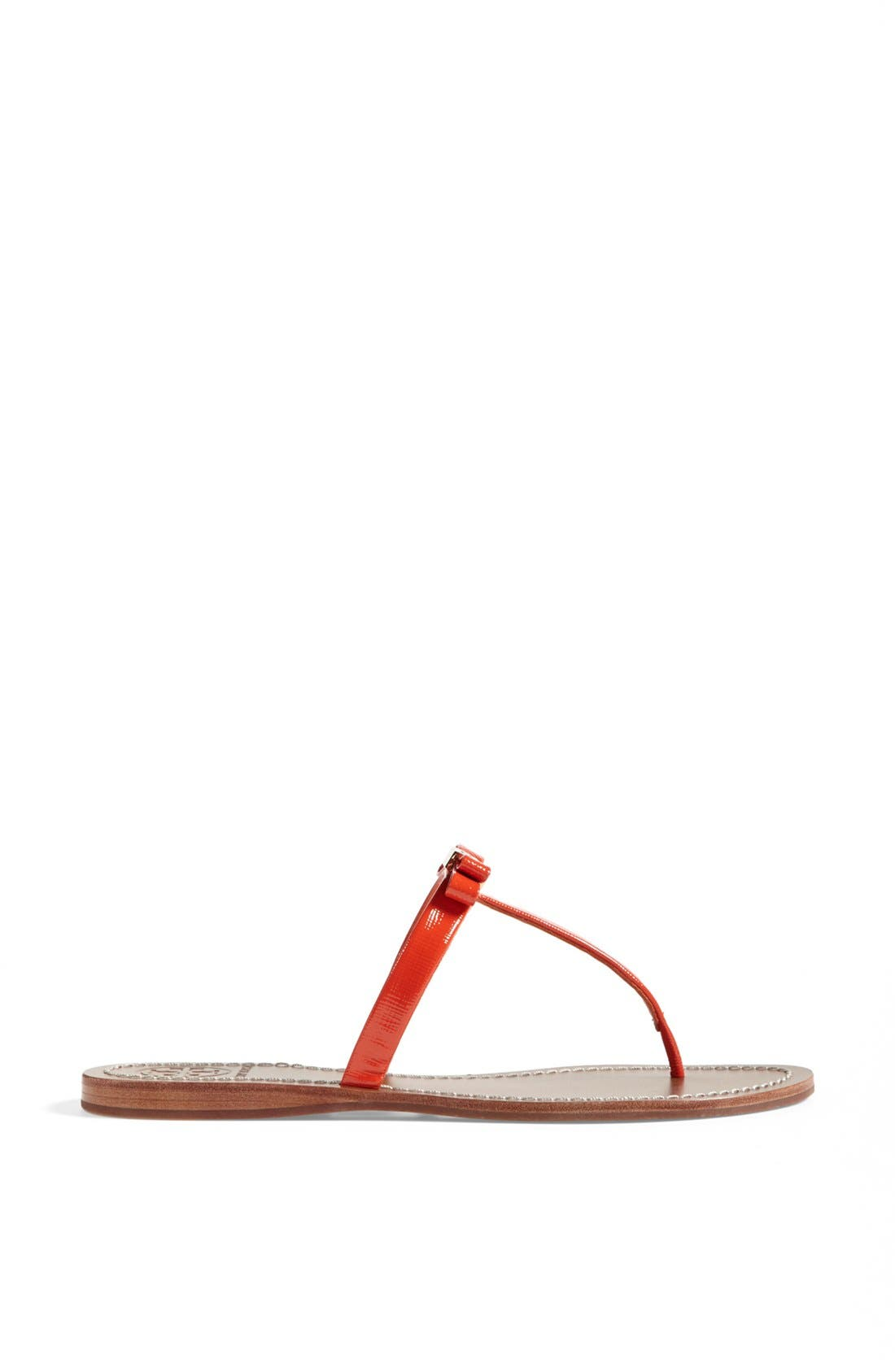 Alternate Image 4  - Tory Burch 'Leighanne' Thong Sandal (Online Only)