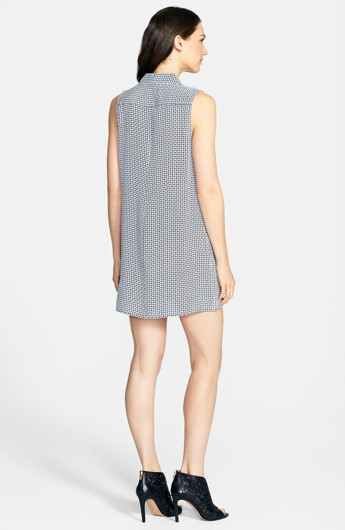 Alternate Image 2  - Equipment 'Lucida' Print Silk Shirtdress