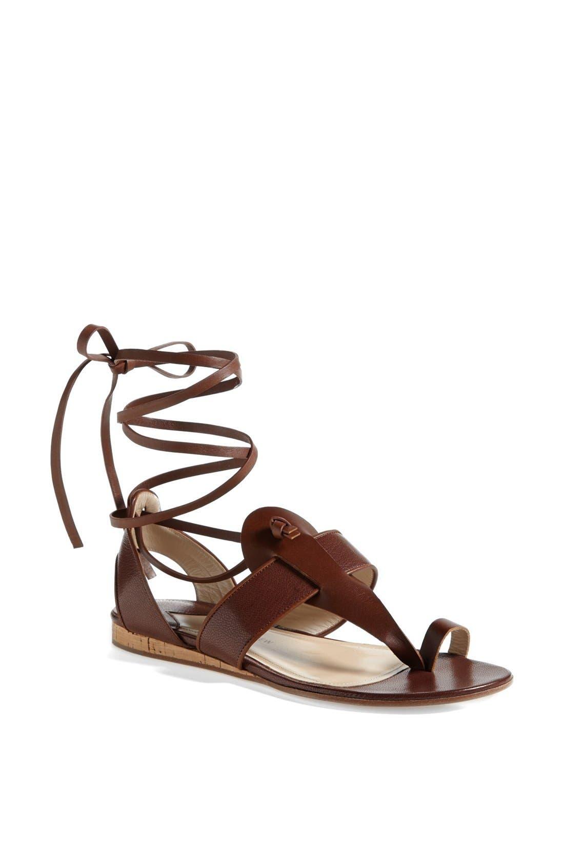 Alternate Image 1 Selected - Paul Andrew 'Persica' Sandal