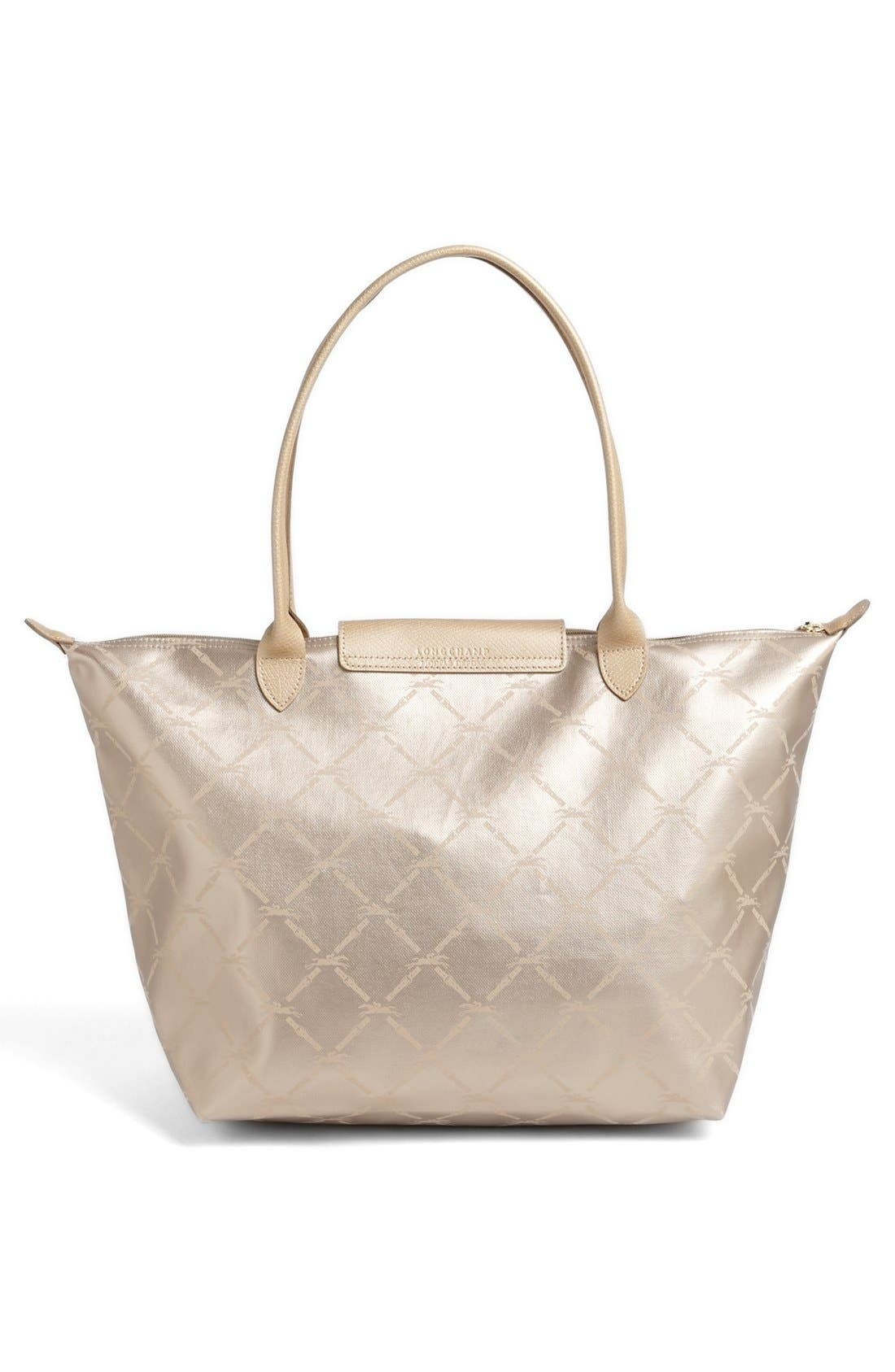 Alternate Image 4  - Longchamp Shoulder Tote