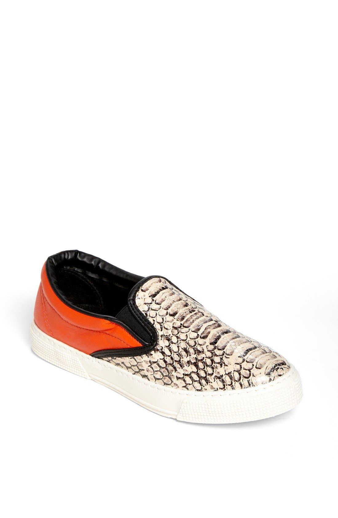 Alternate Image 1 Selected - Kurt Geiger London Slip-On Sneaker