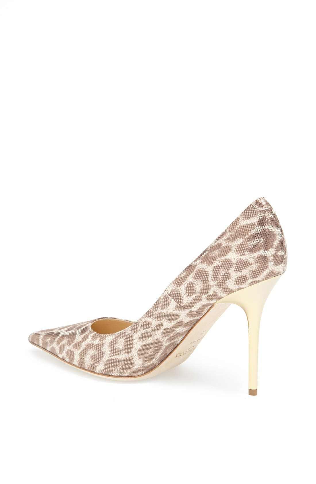 Alternate Image 2  - Jimmy Choo 'Abel' Pointy Toe Pump