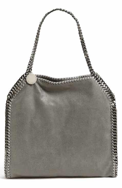 4776ef87c1 Stella McCartney  Small Falabella - Shaggy Deer  Faux Leather Tote