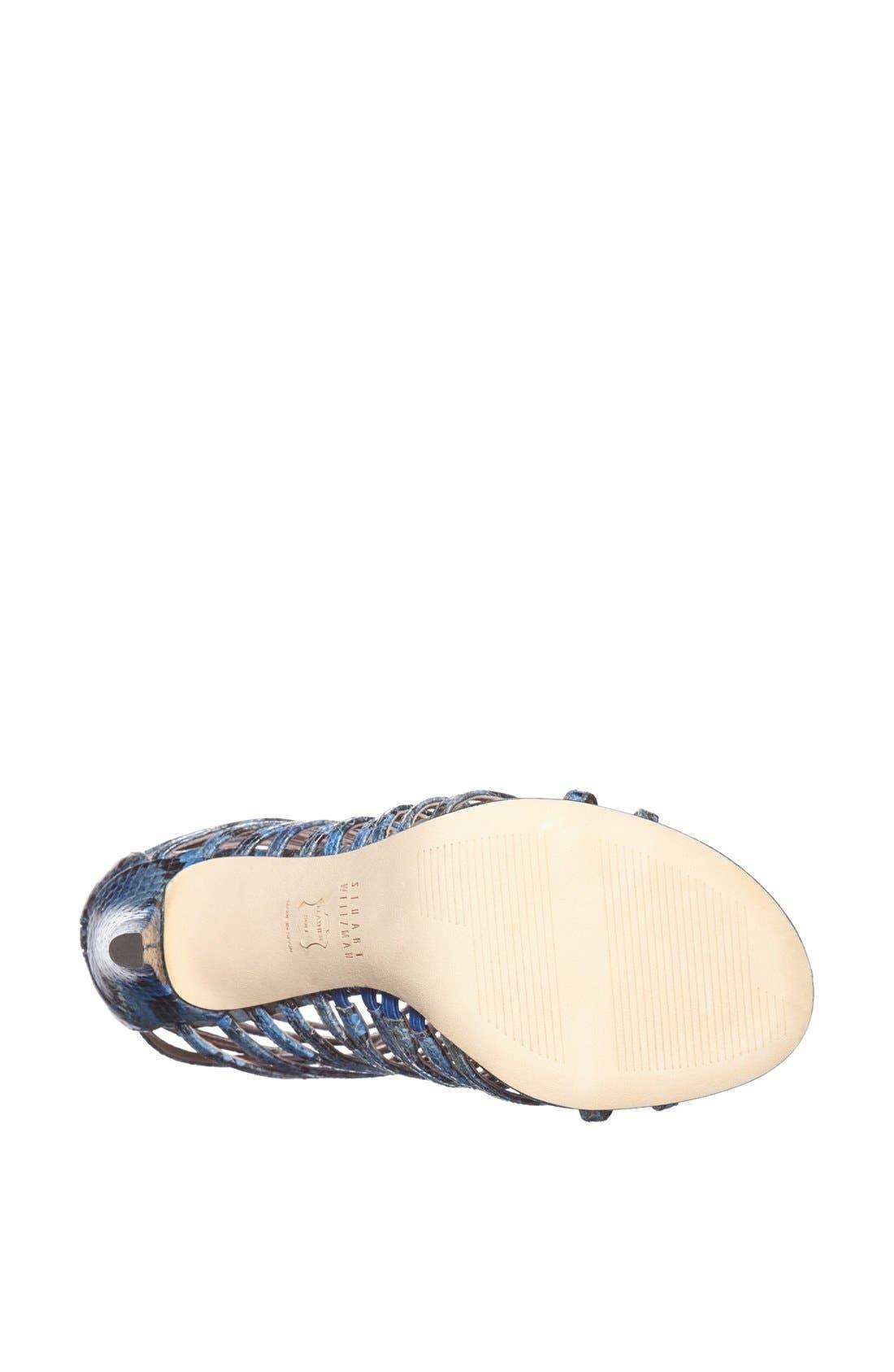 Alternate Image 4  - Stuart Weitzman 'Loops' Sandal