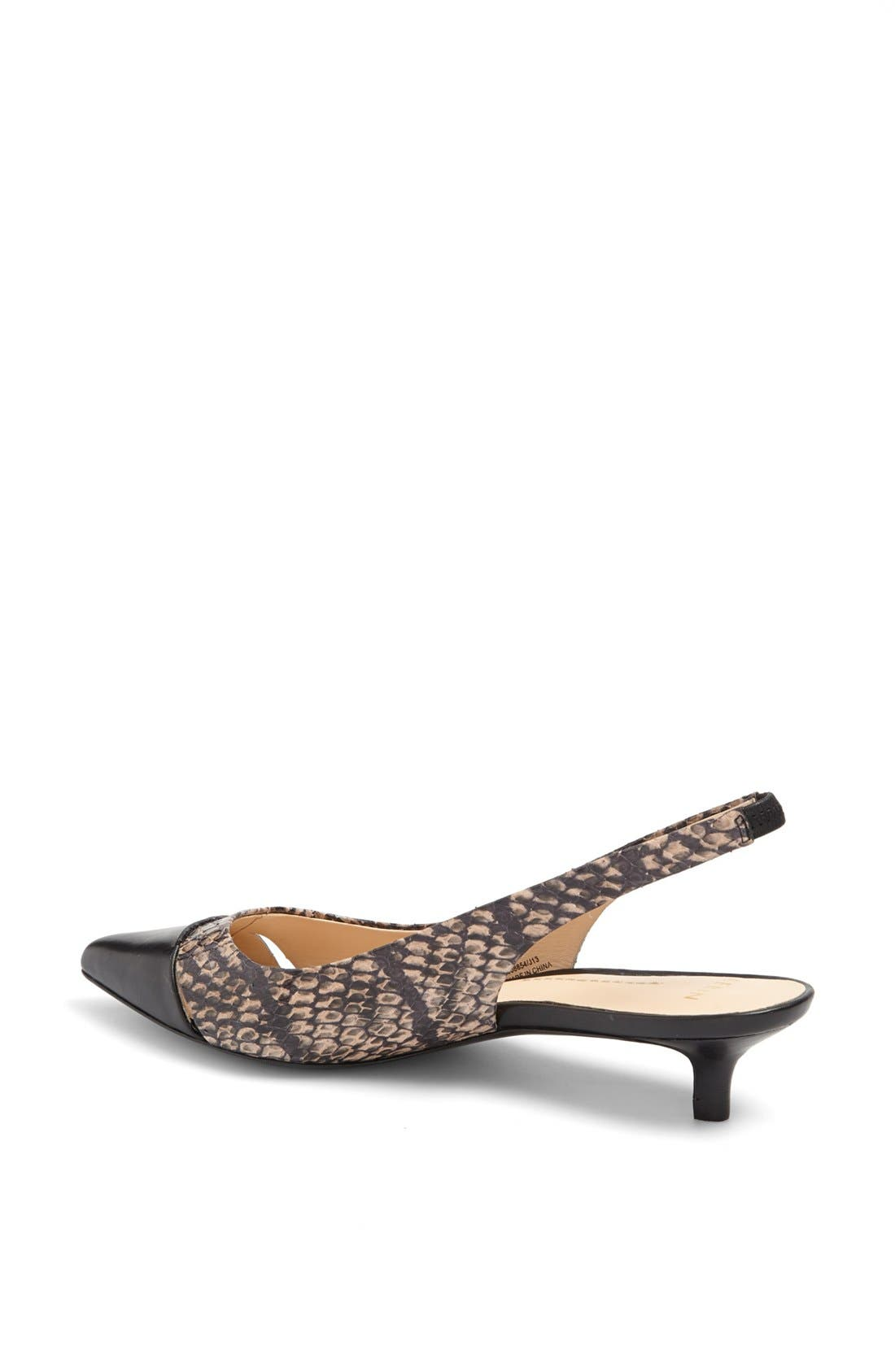Alternate Image 2  - Aerin 'Padima' Kitten Heel Sandal