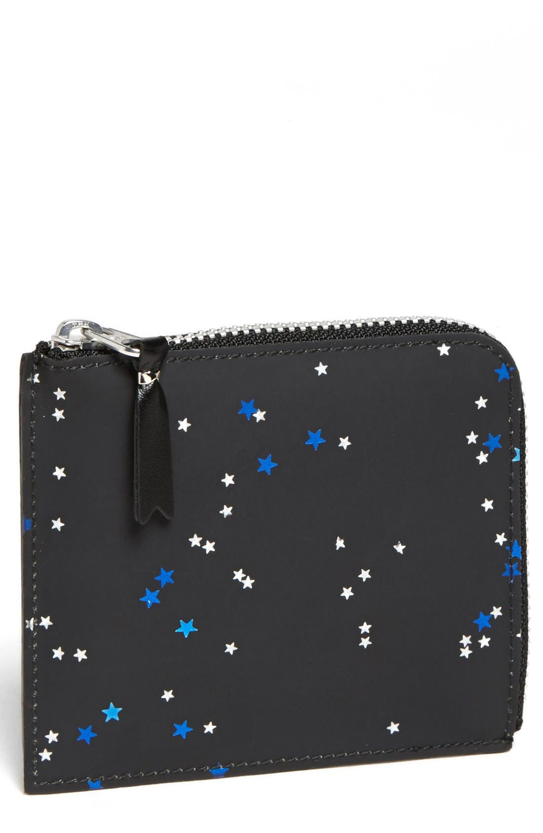 Alternate Image 1 Selected - Comme des Garçons 'Bright Star - Small' French Wallet