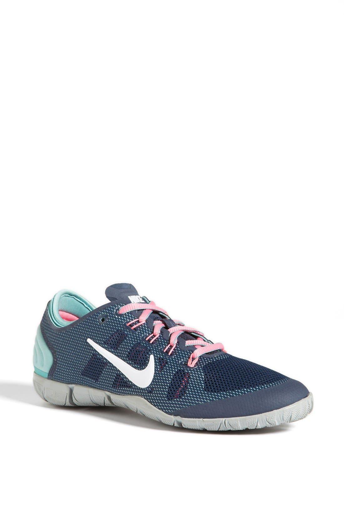 Alternate Image 1 Selected - Nike 'Free Bionic' Training Shoe (Women)