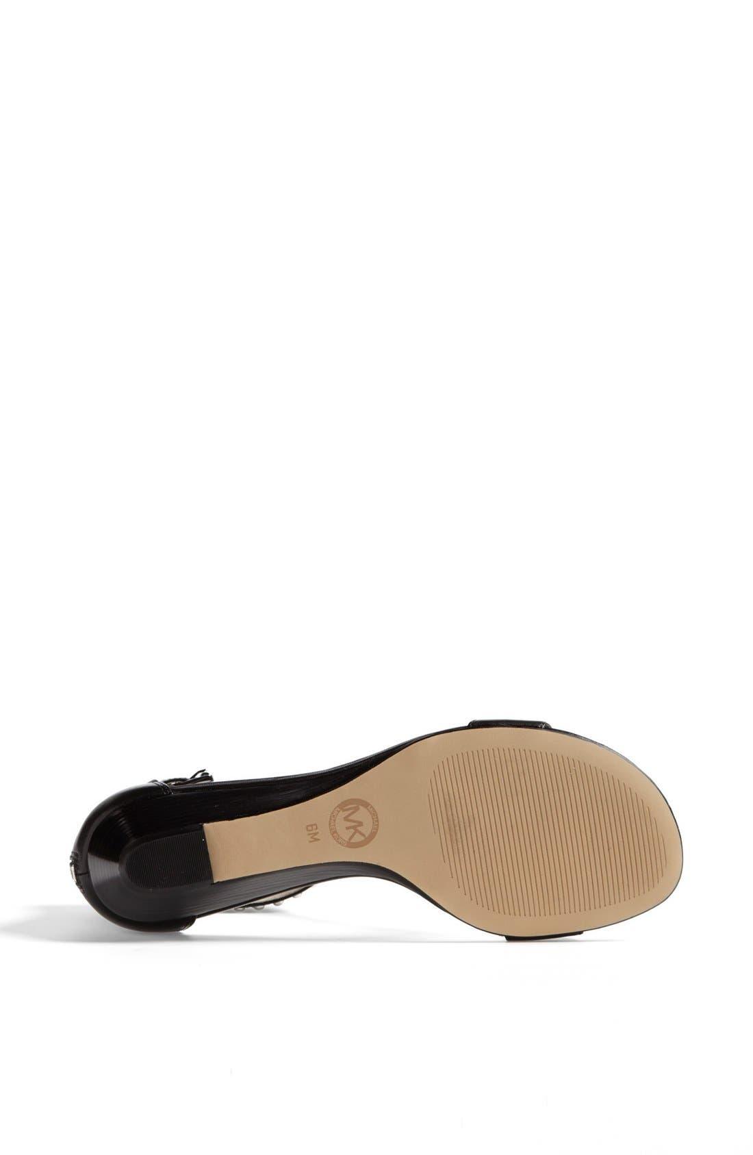 Alternate Image 4  - MICHAEL Michael Kors 'Celena' Wedge Sandal