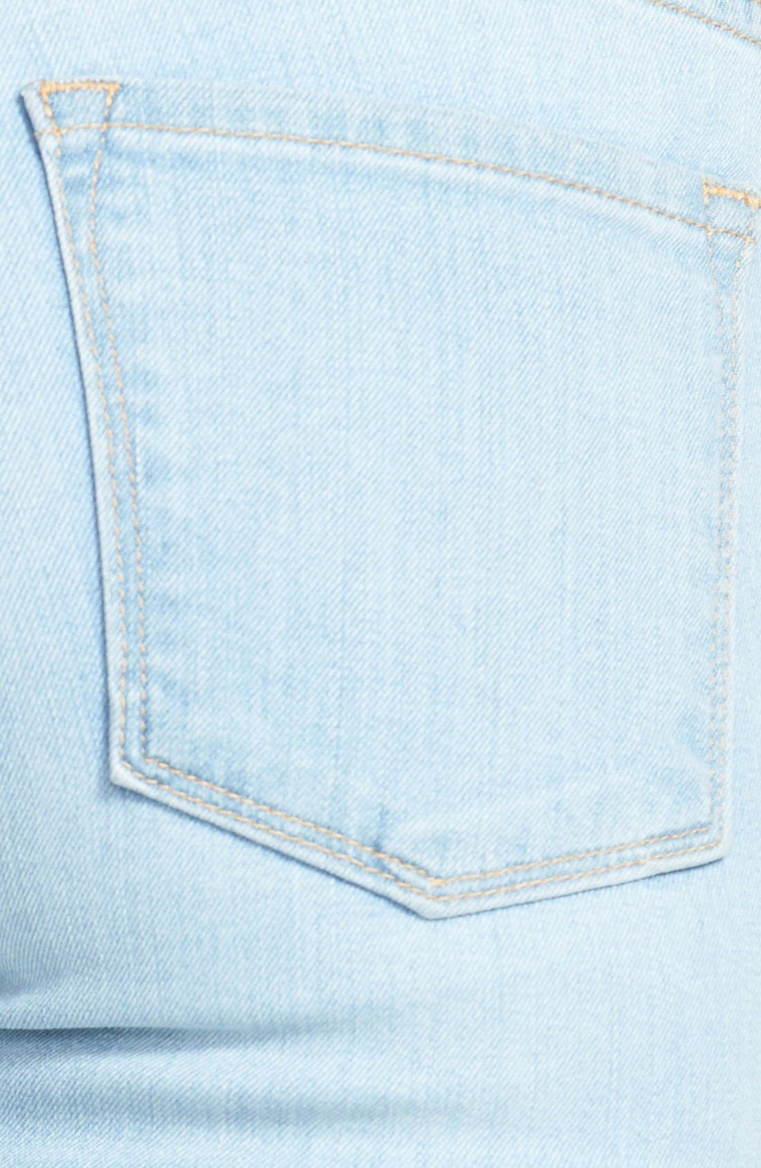 Alternate Image 4  - Frame Denim 'Le Skinny de Jeanne' Jeans (Redchurch Street)