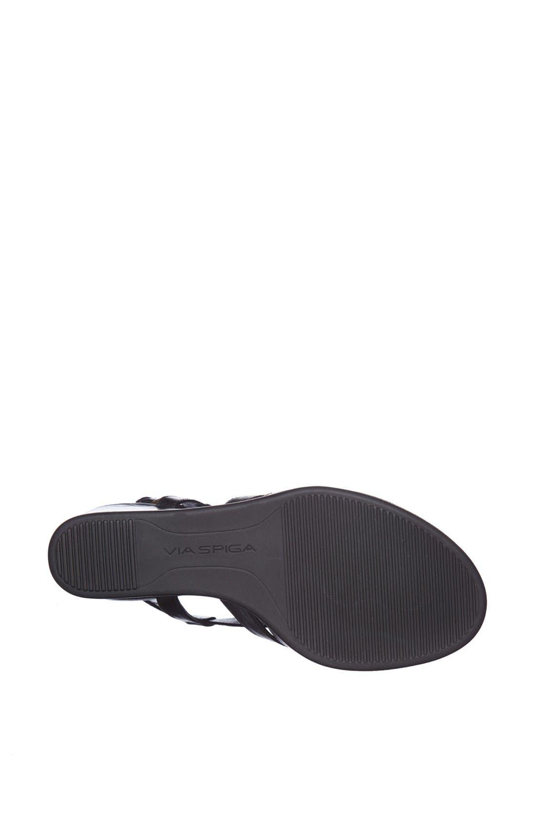 Alternate Image 3  - Via Spiga 'Damara' Wedge Sandal