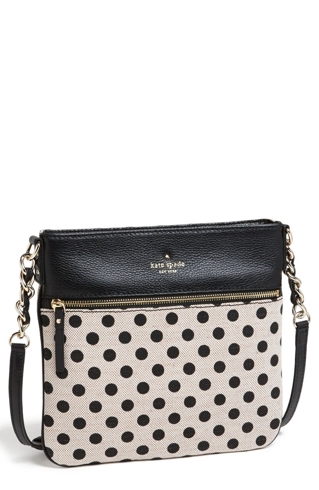 Main Image - kate spade new york 'cobble hill - ellen' crossbody bag