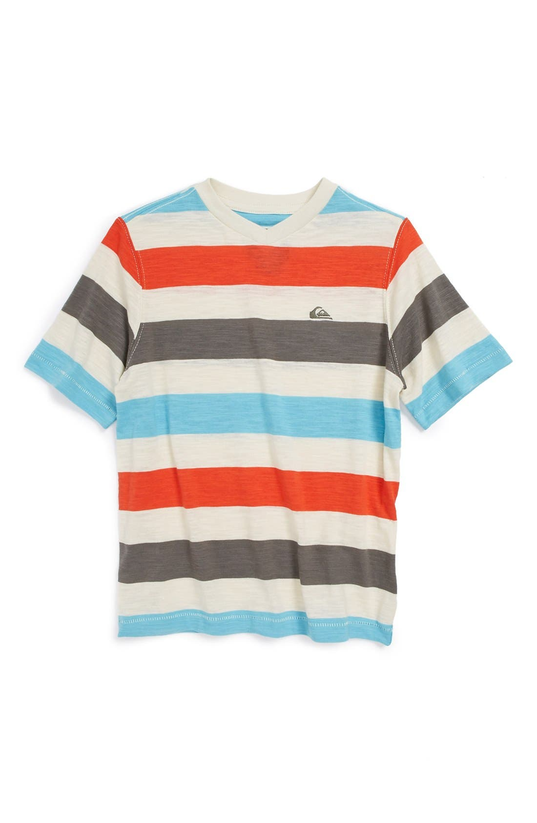 Alternate Image 1 Selected - Quiksilver 'Tower Rip' T-Shirt (Little Boys)