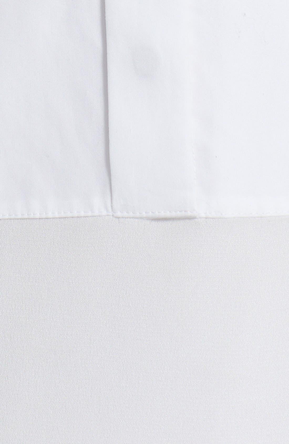 Alternate Image 3  - 3.1 Phillip Lim Collarless Cotton Shirtdress