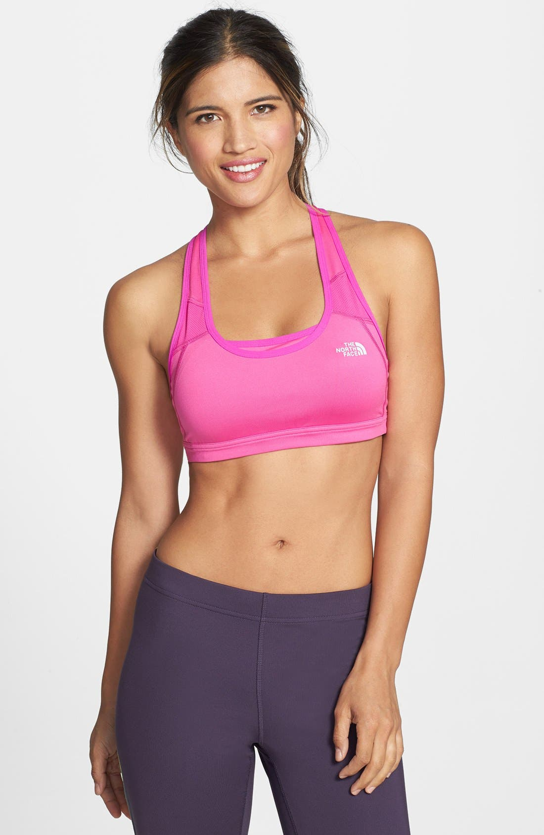 Alternate Image 1 Selected - The North Face 'Stow N Go II' Bra