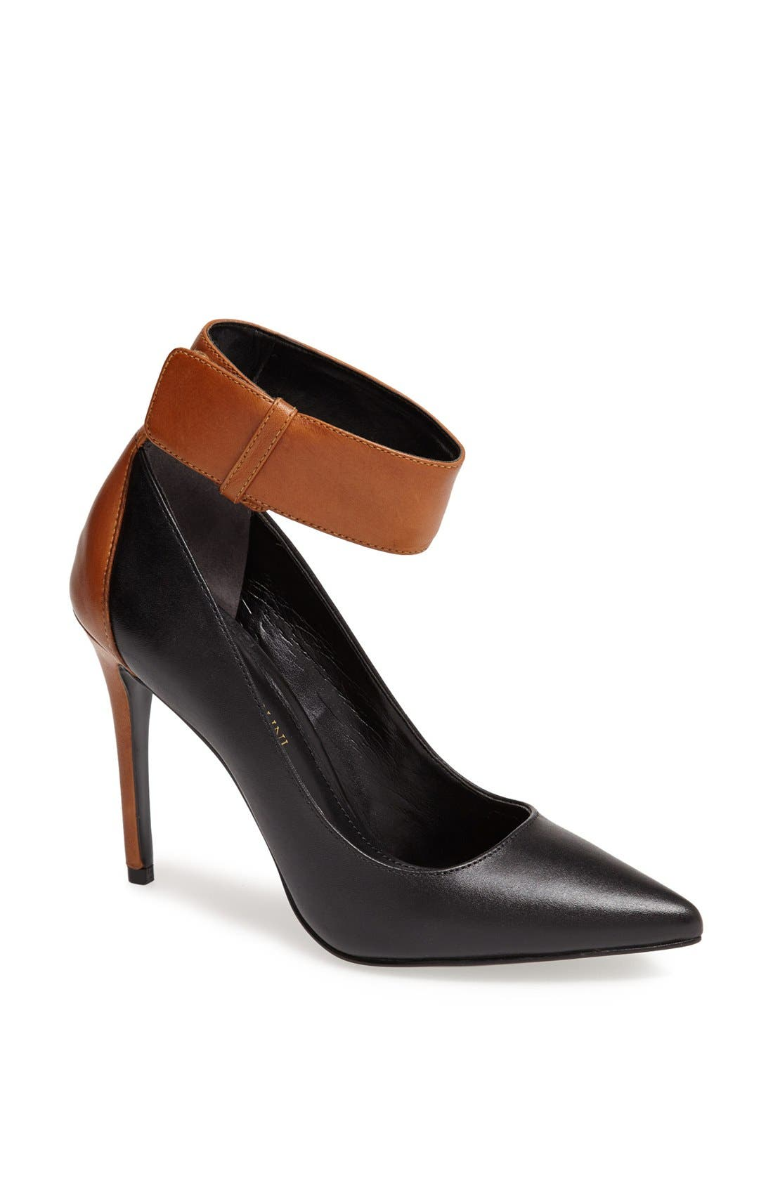 Alternate Image 1 Selected - Enzo Angiolini 'Fastir' Leather Pump
