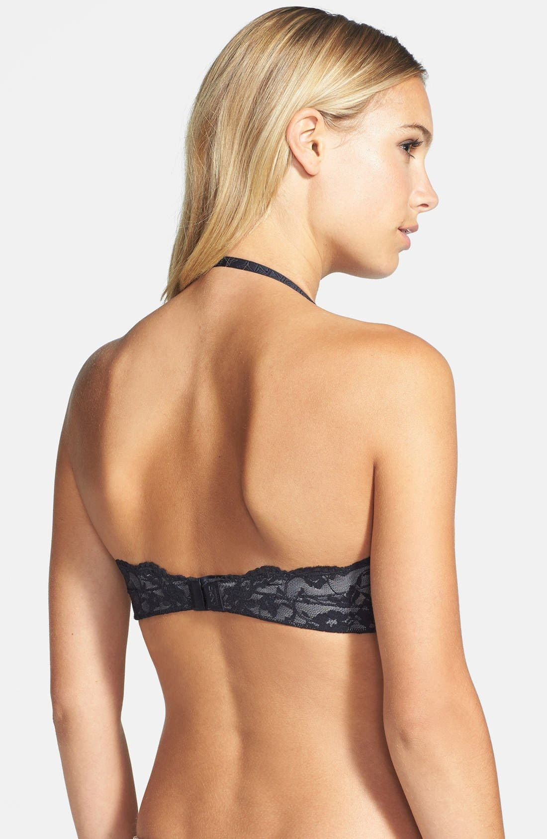 Alternate Image 6  - DKNY 'Super Glam' Extreme Push-Up Strapless Bra