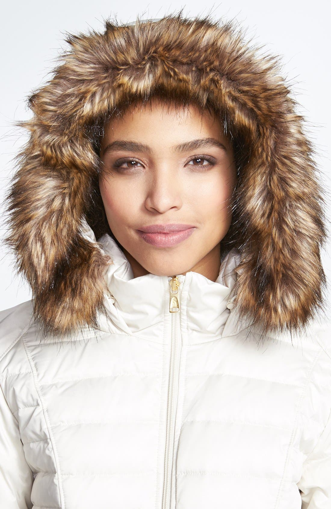 Alternate Image 7  - The North Face 'Parkina' Belted Down Parka