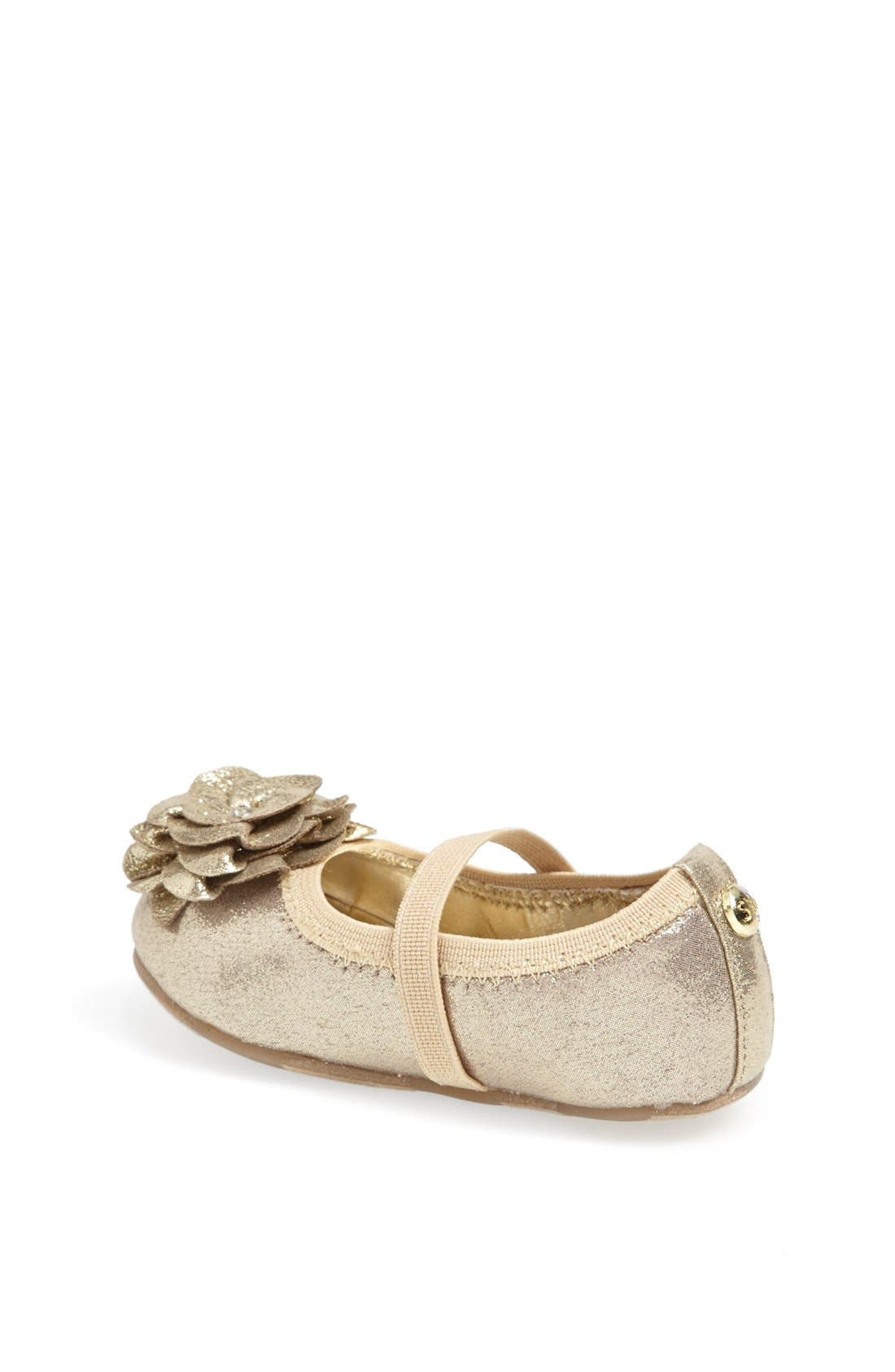 Alternate Image 2  - Stuart Weitzman 'Pali' Crib Shoe (Baby)
