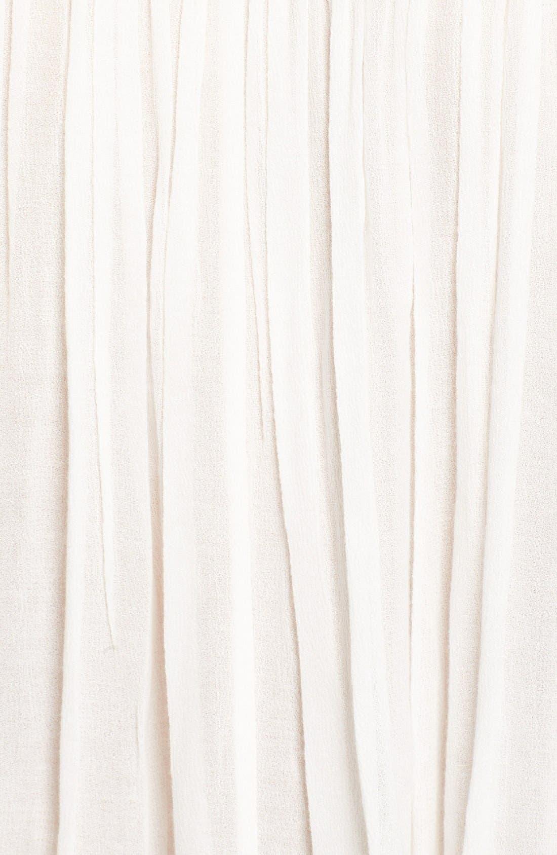 Alternate Image 3  - Donna Karan Collection Crepe Poet Blouse