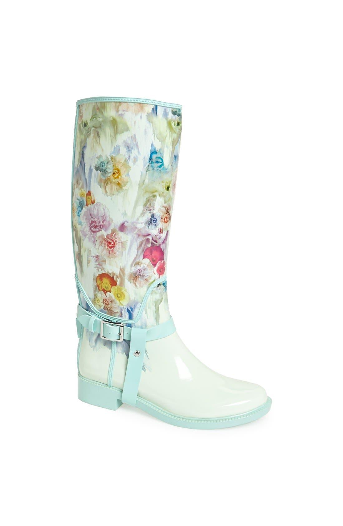Alternate Image 1 Selected - Ted Baker London 'Atiri' Rain Boot (Women)