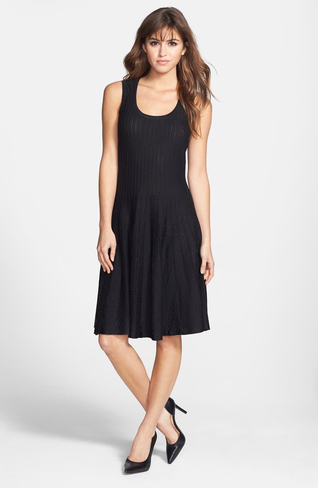 NIC+ZOE Twirl Sleeveless Dress (Regular & Petite)