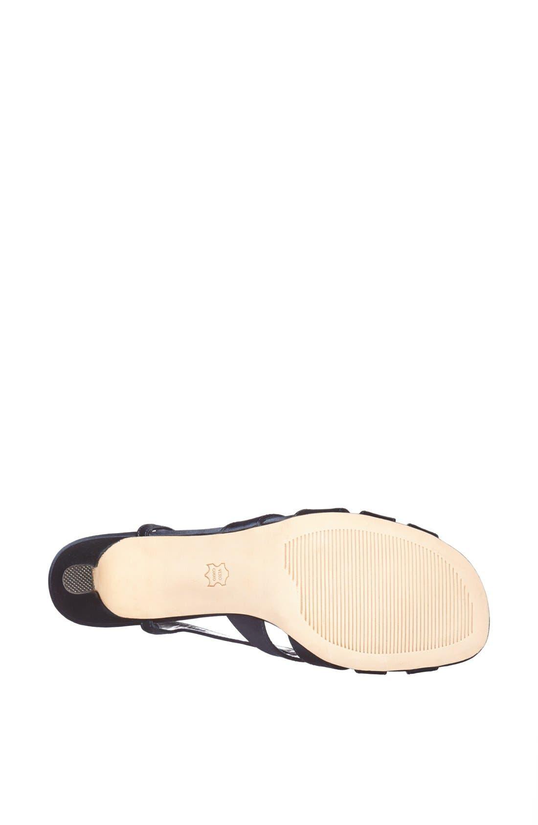 Alternate Image 4  - David Tate 'Rosette' Sandal