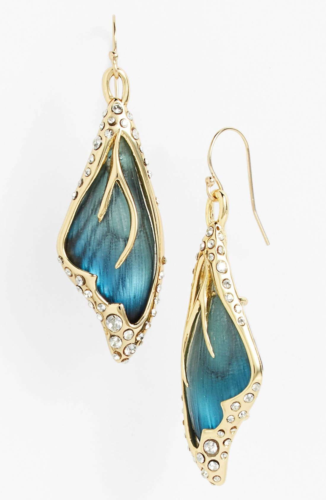 Alternate Image 1 Selected - Alexis Bittar 'Lucite® - Jardin Mystère' Drop Earrings