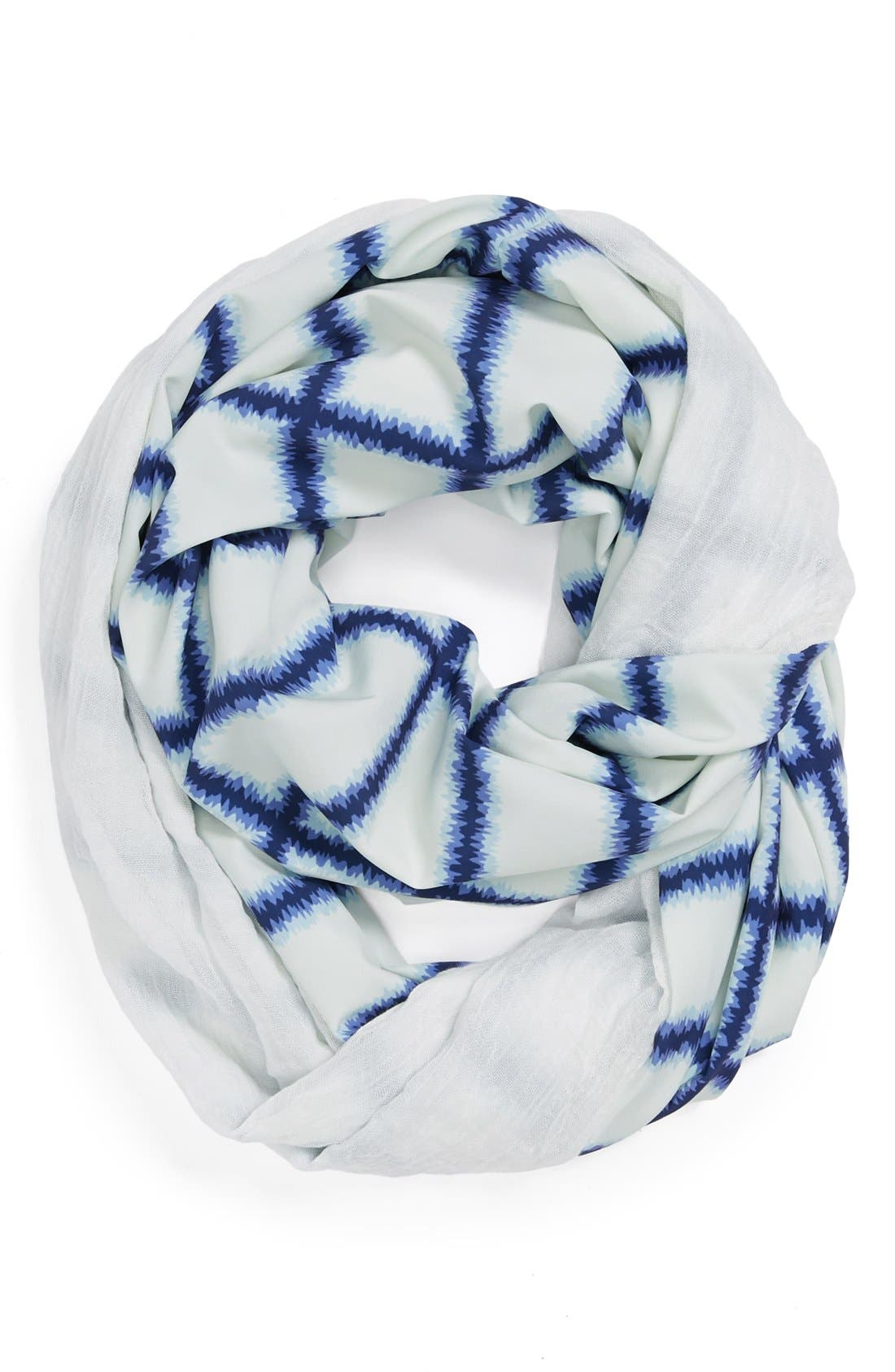 Alternate Image 1 Selected - Leith Print Infinity Scarf