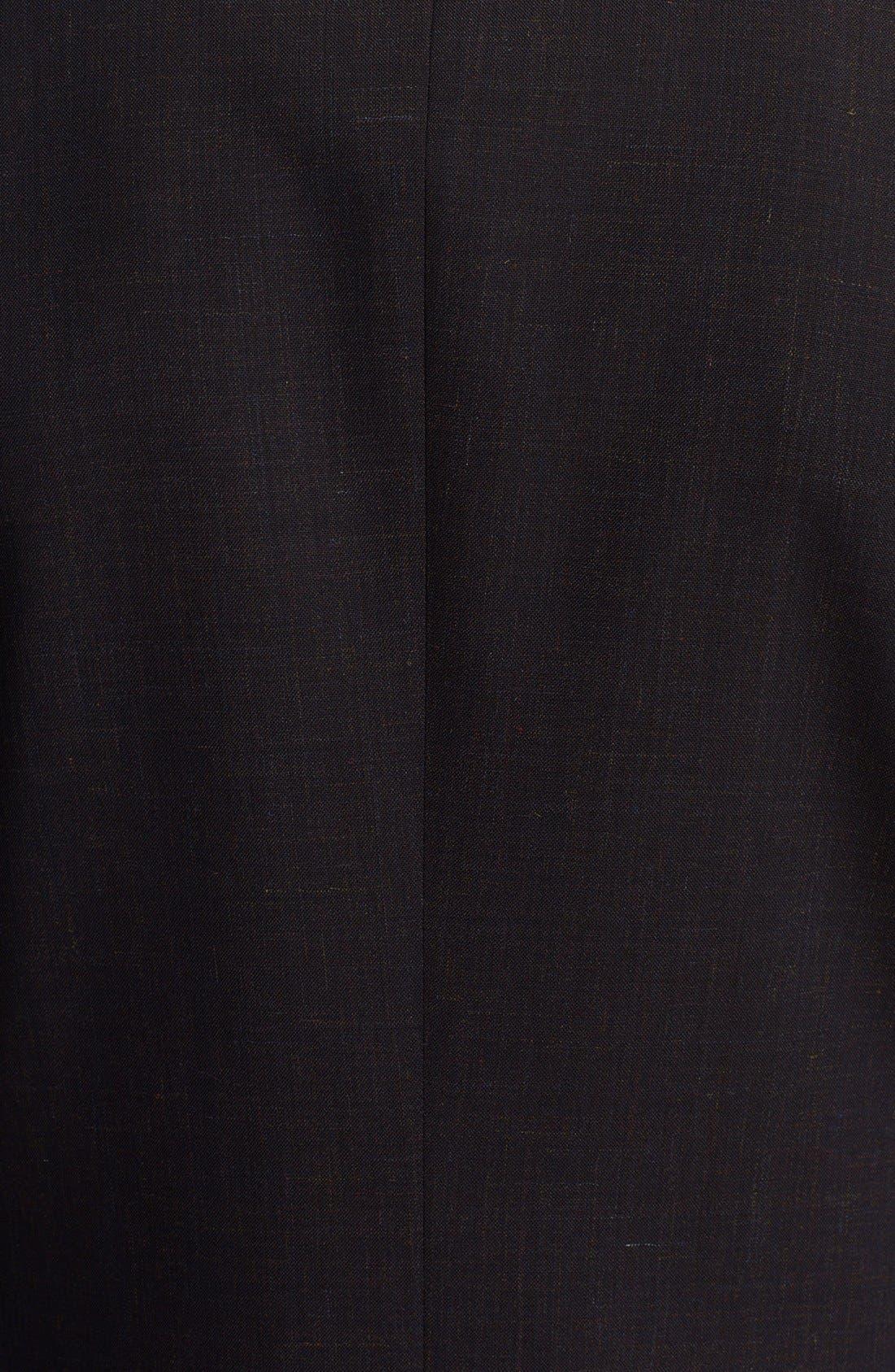 Alternate Image 5  - Paul Smith London 'Byard' Mélange Wool Blend Suit