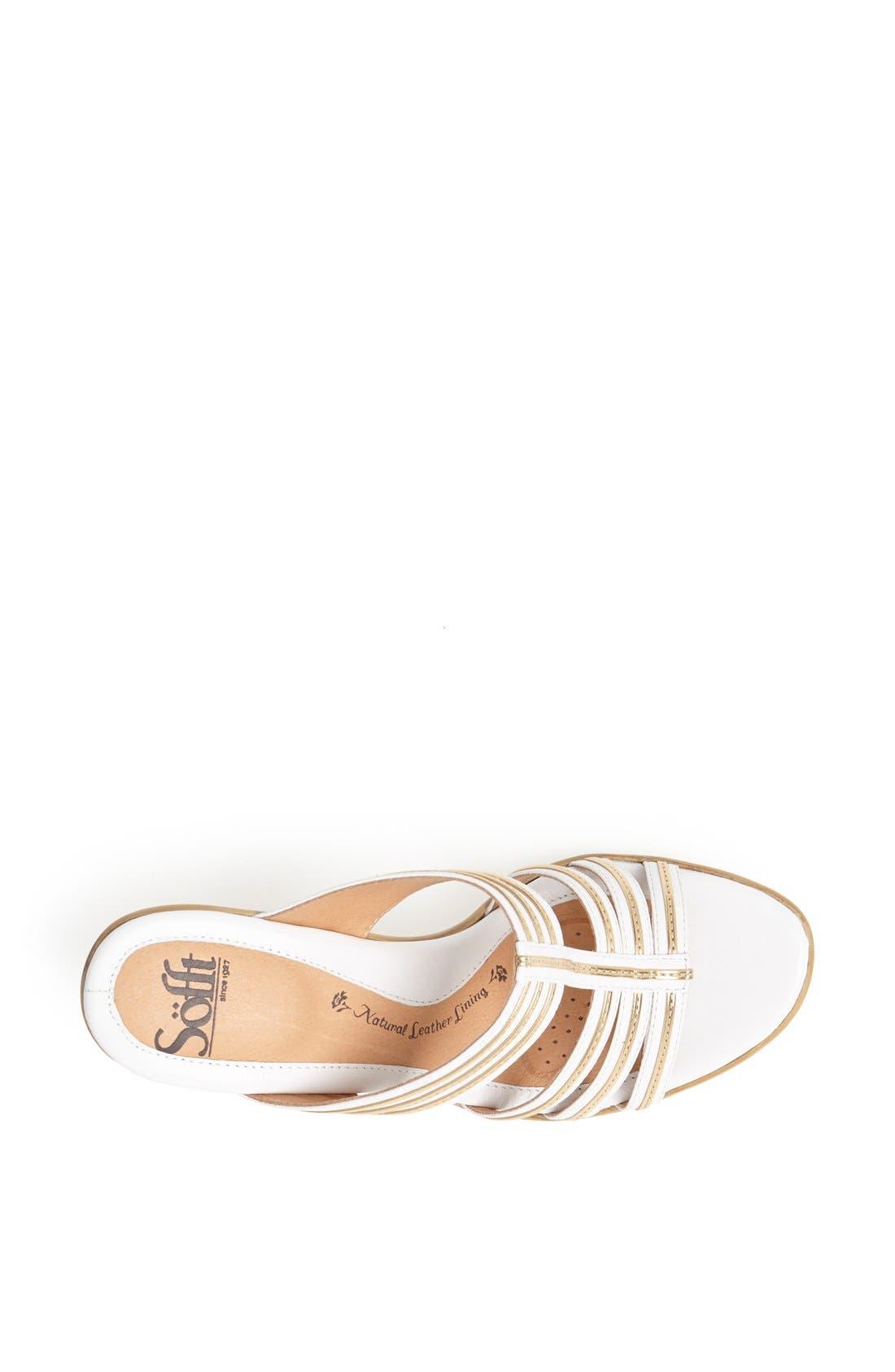 Alternate Image 3  - Söfft 'Perla' Sandal