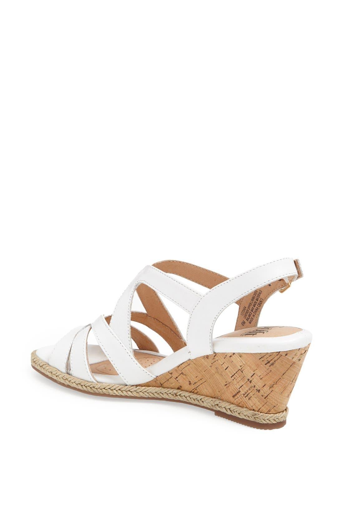 Alternate Image 2  - Söfft 'Ilene' Wedge Sandal