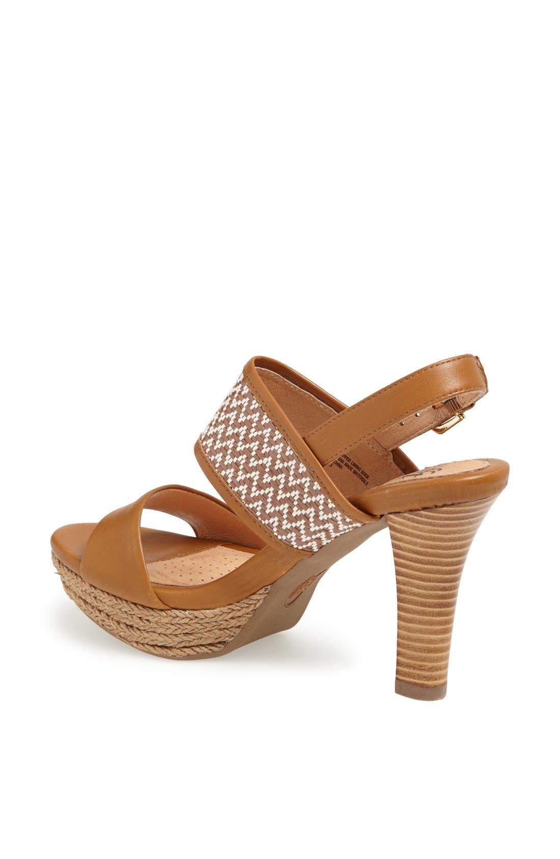 Alternate Image 2  - Söfft 'Sarita' Platform Sandal