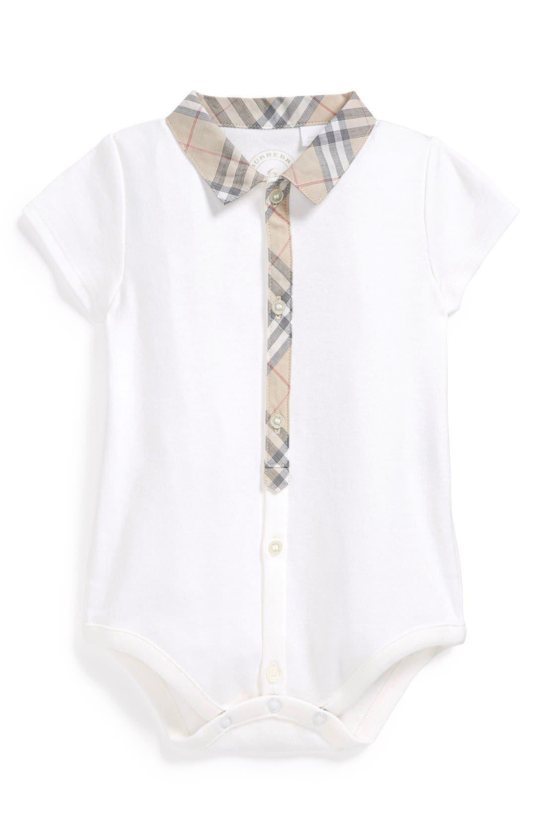 Bodysuit,                         Main,                         color, White