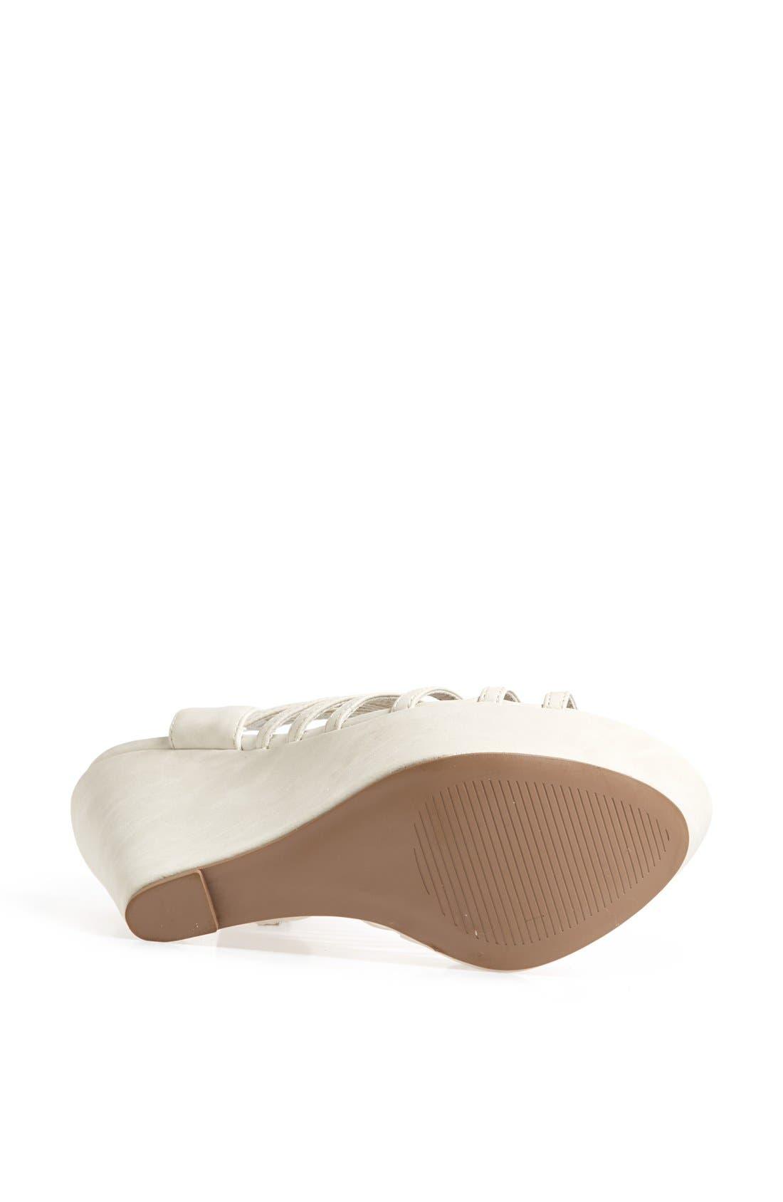 Alternate Image 4  - Steve Madden 'Xpert' Wedge Sandal