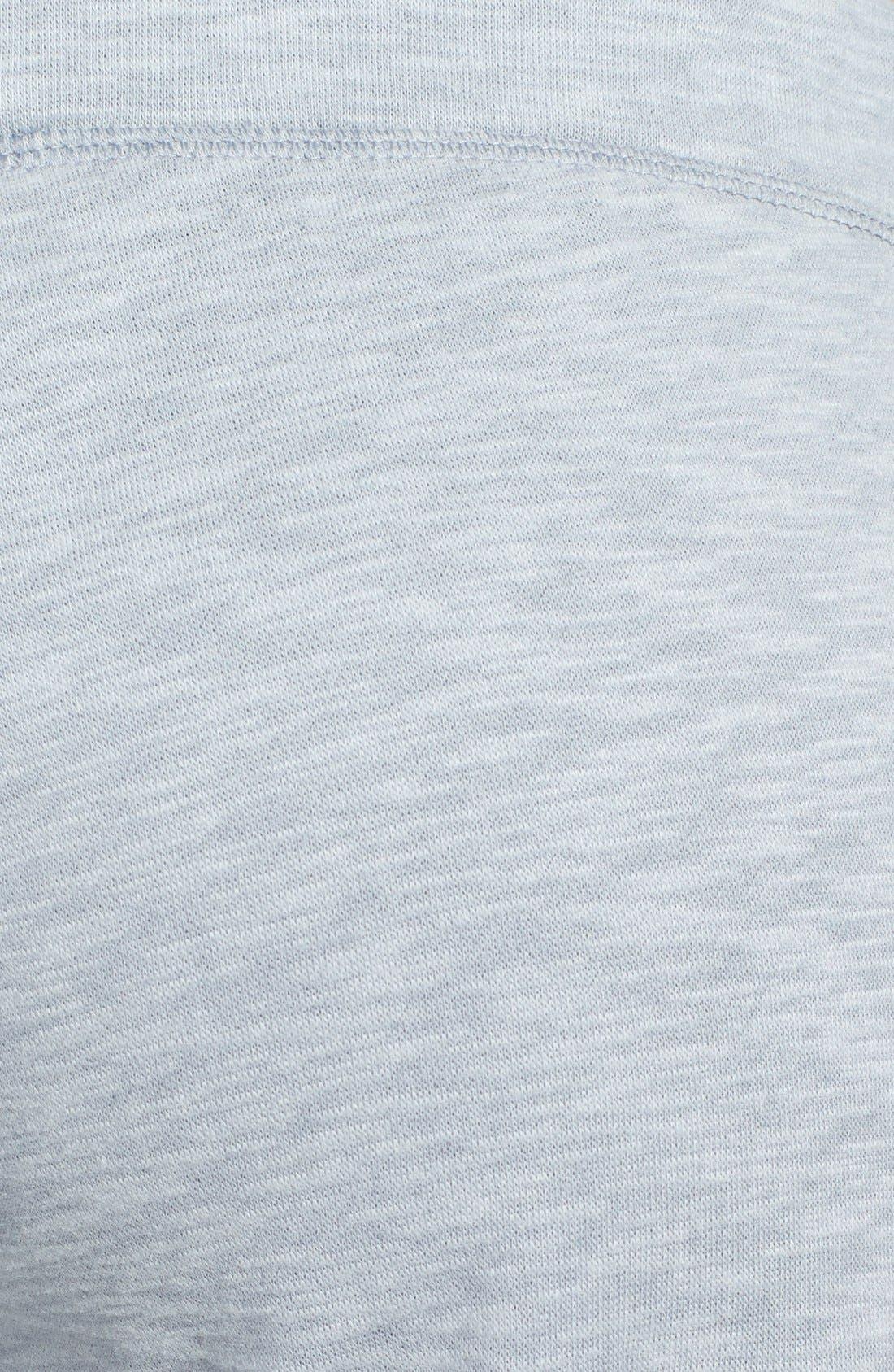 Alternate Image 3  - Under Armour 'Rollick' French Terry Fleece Capri Sweatpants
