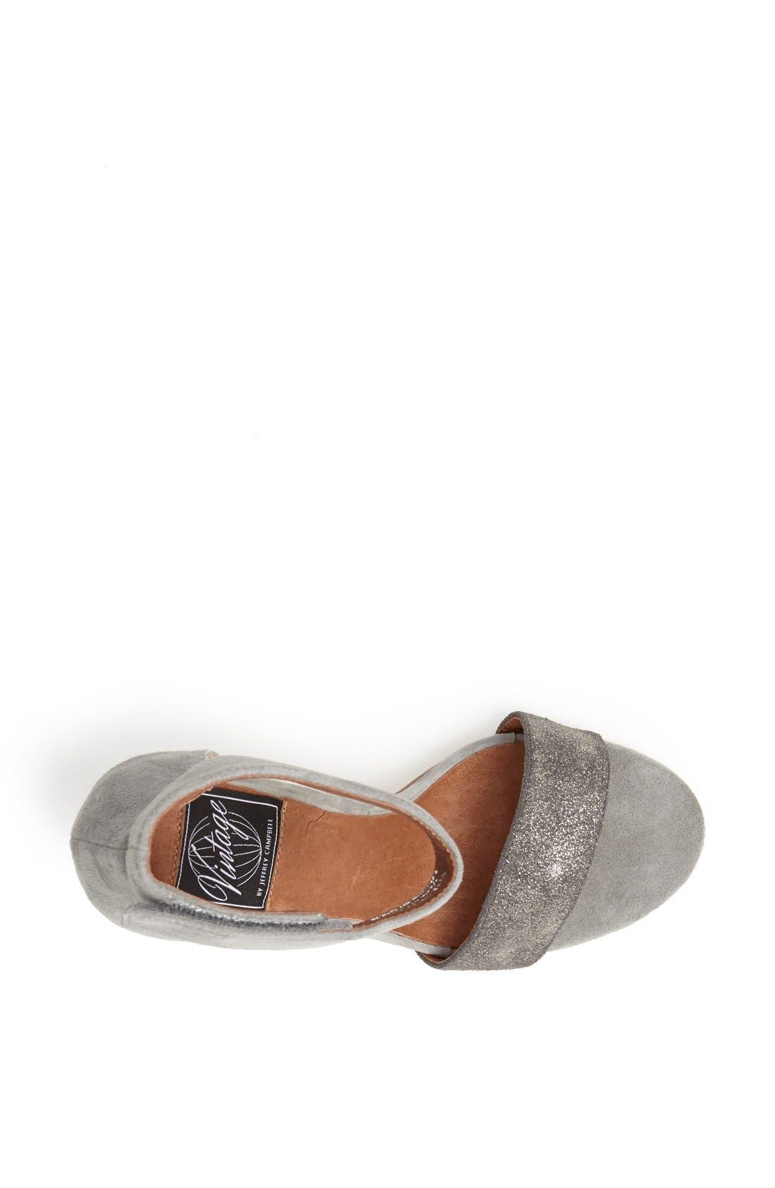 Alternate Image 3  - Jeffrey Campbell 'Foxtrot' Sandal