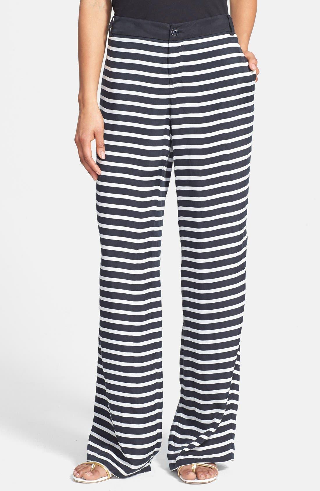 Alternate Image 1 Selected - Weekend Max Mara 'Rosalba' Stripe Pants
