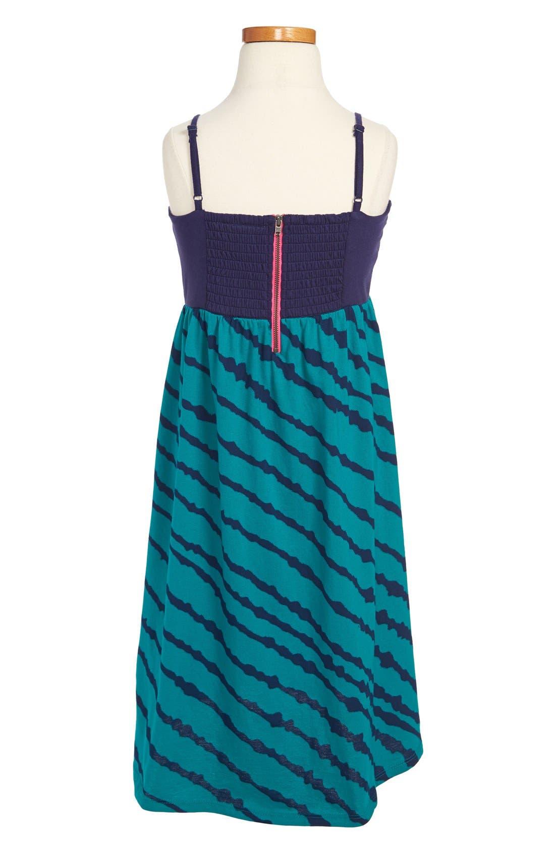 Alternate Image 2  - Roxy 'Willoughby' Maxi Dress (Big Girls)