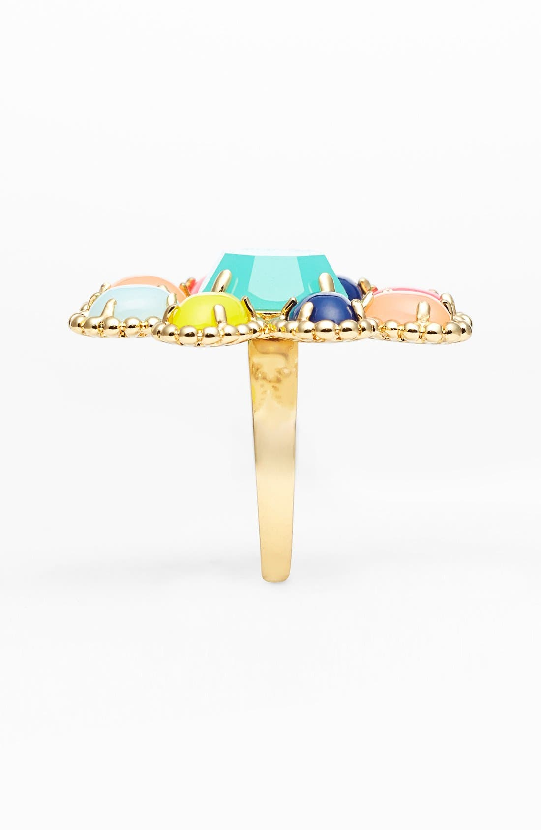 Alternate Image 2  - kate spade new york 'amalfi mosaic' cocktail ring