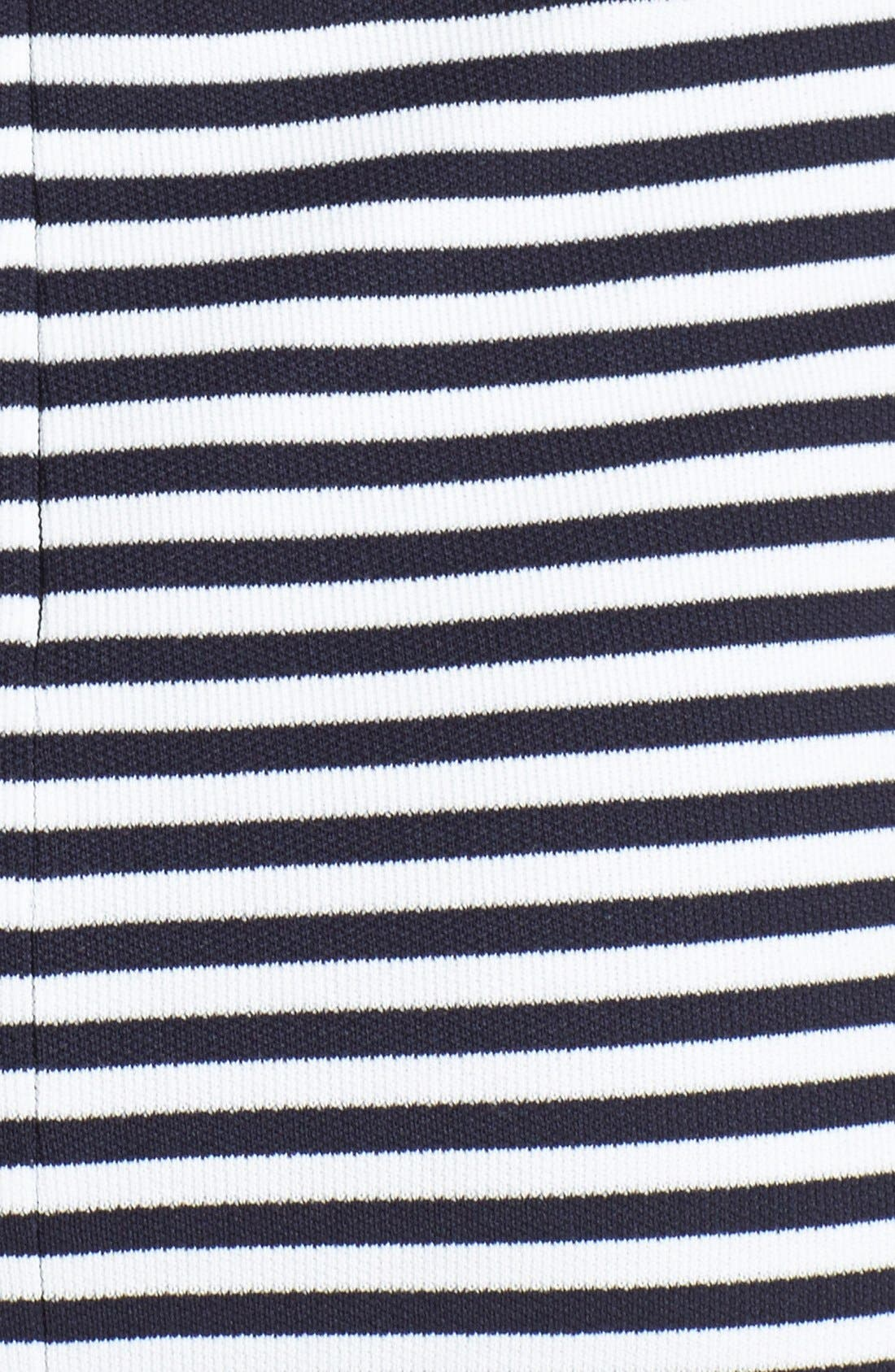 Alternate Image 3  - BOSS HUGO BOSS 'Hattina' Stripe Dress