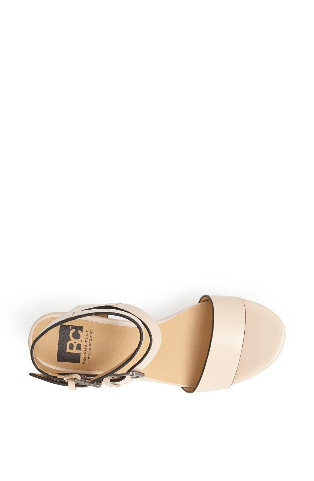 Alternate Image 3  - BC Footwear 'Caught Up' Sandal