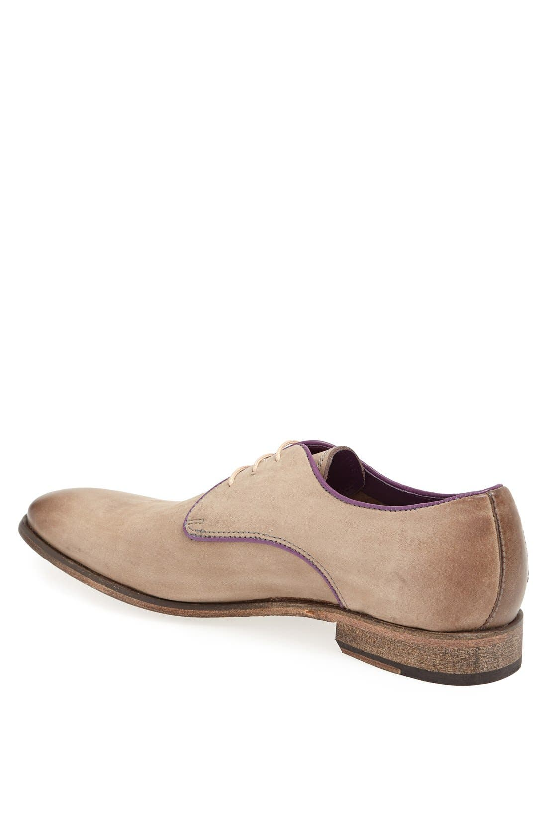 Alternate Image 2  - J&M 1850 'Donegan' Plain Toe Derby (Online Only)