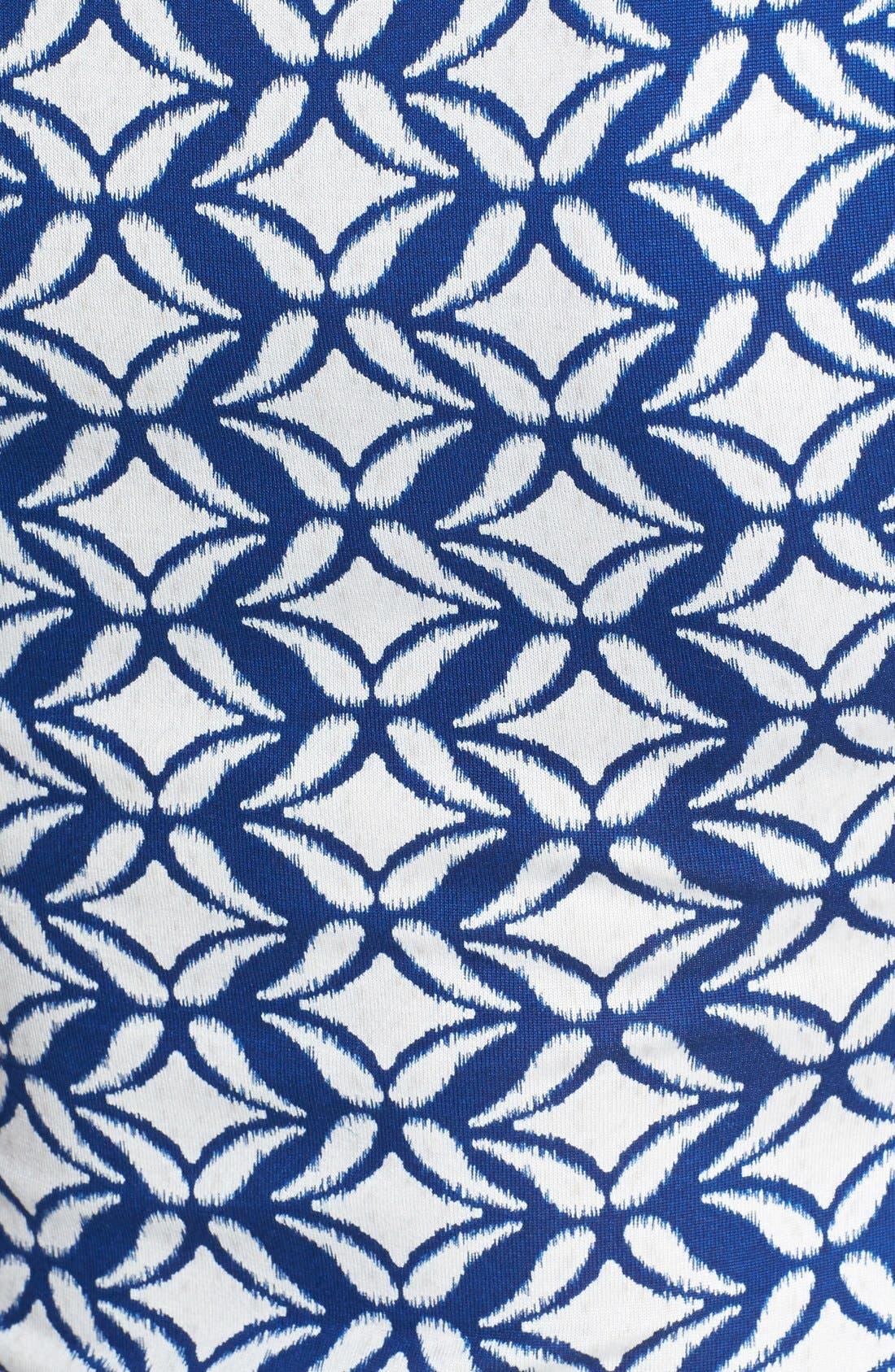 Alternate Image 3  - Diane von Furstenberg 'Selene' Silk Jersey A-Line Dress