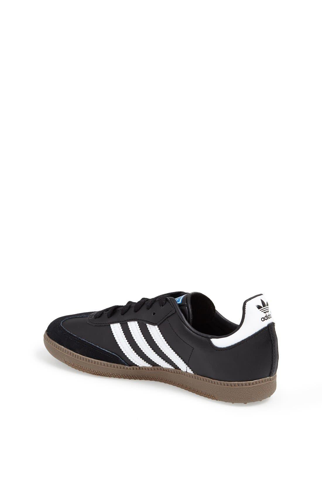 Alternate Image 2  - adidas 'Samba' Sneaker (Toddler, Little Kid & Big Kid)