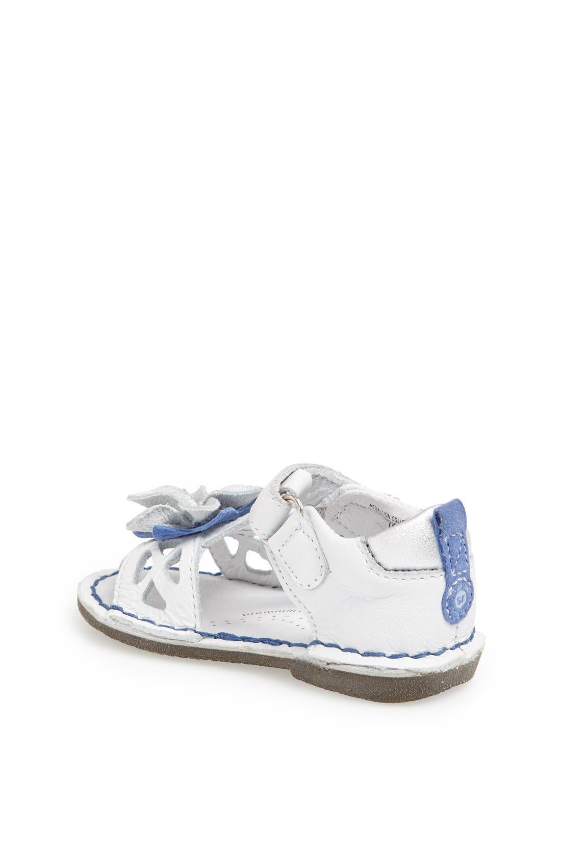 Alternate Image 2  - Stride Rite 'Haven' Sandal (Baby, Walker & Toddler)