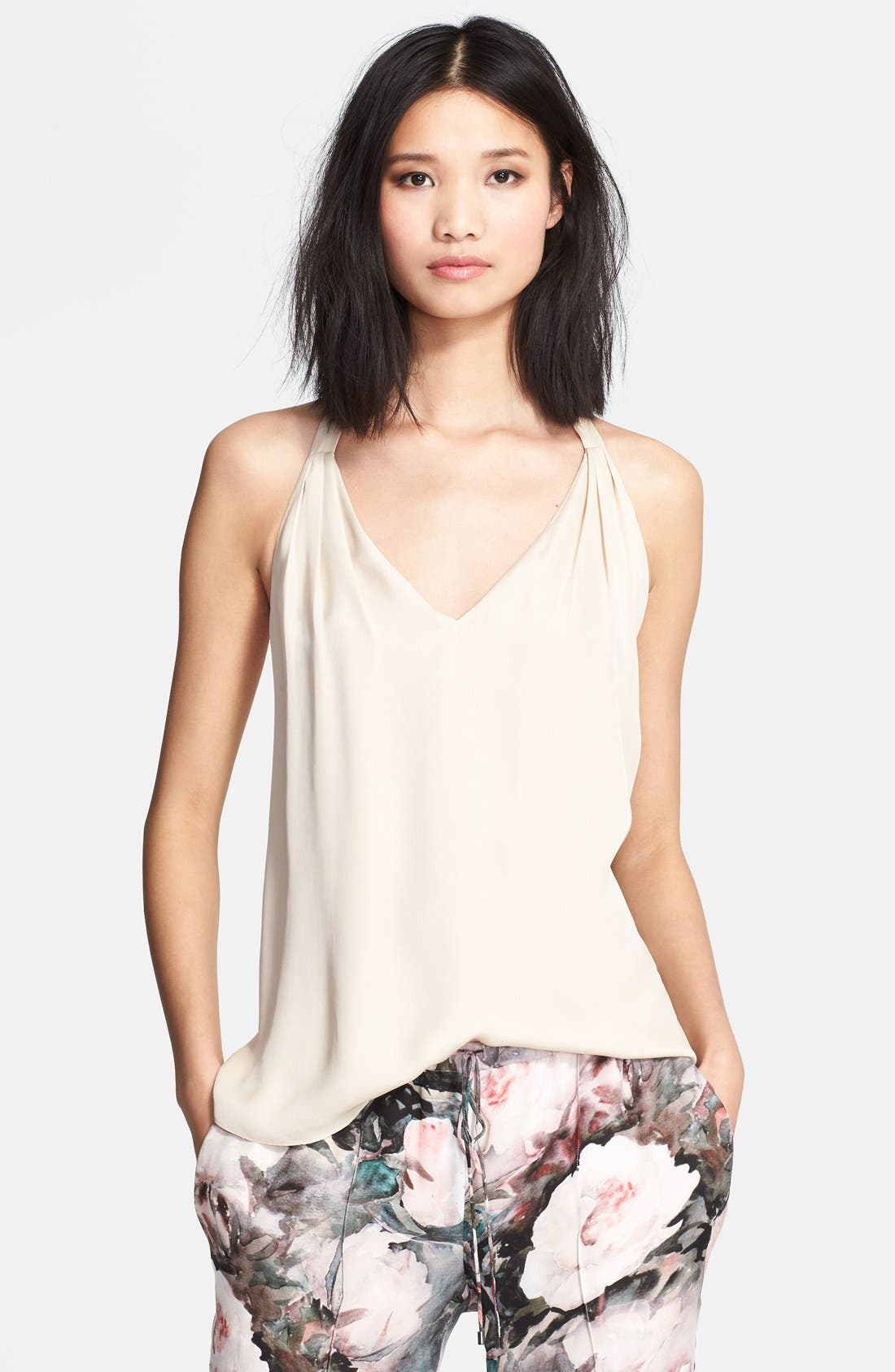 Alternate Image 1 Selected - Haute Hippie Silk Blouse