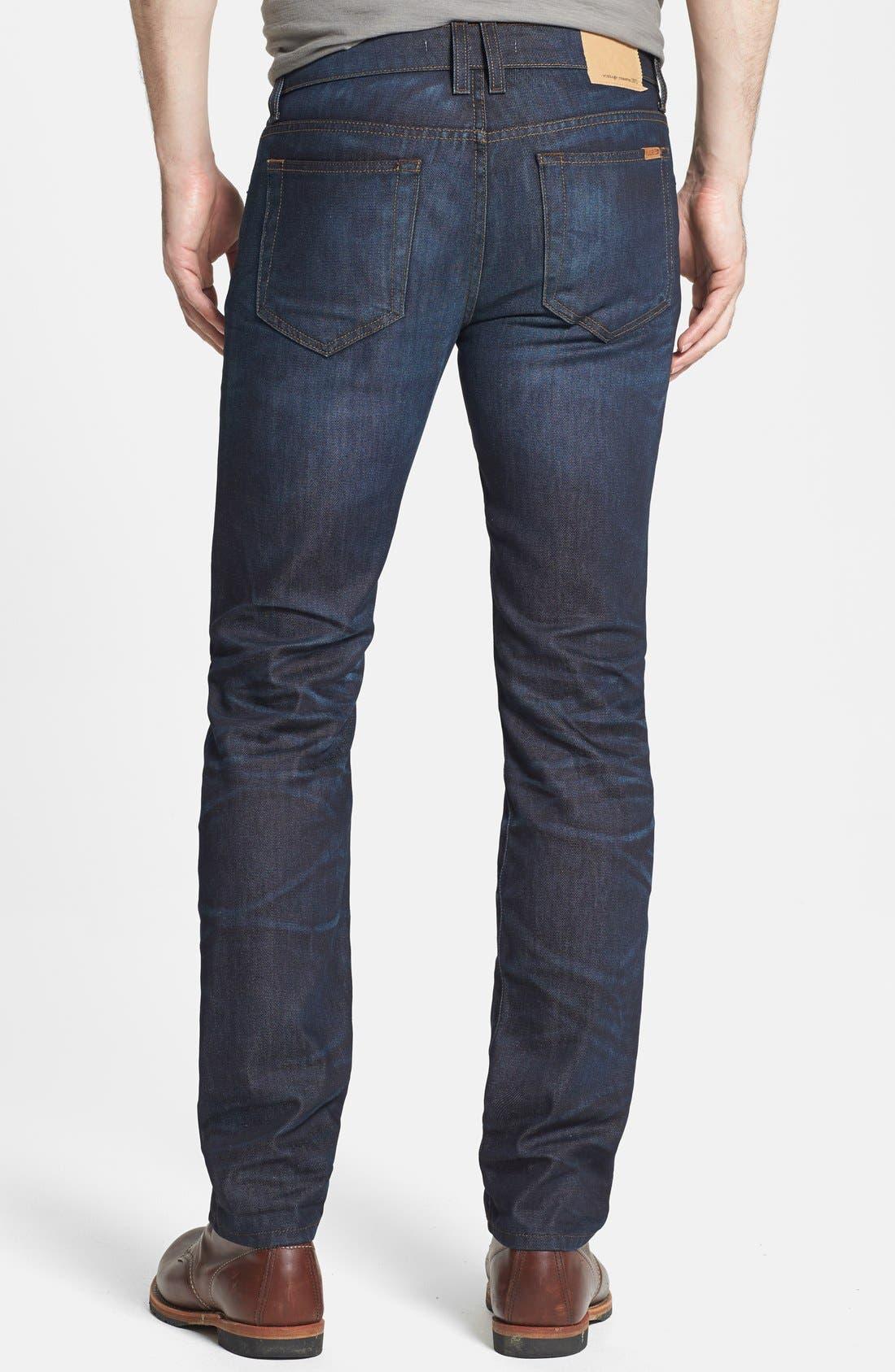 Alternate Image 2  - Joe's 'Slim' Skinny Fit Jeans (Andres)