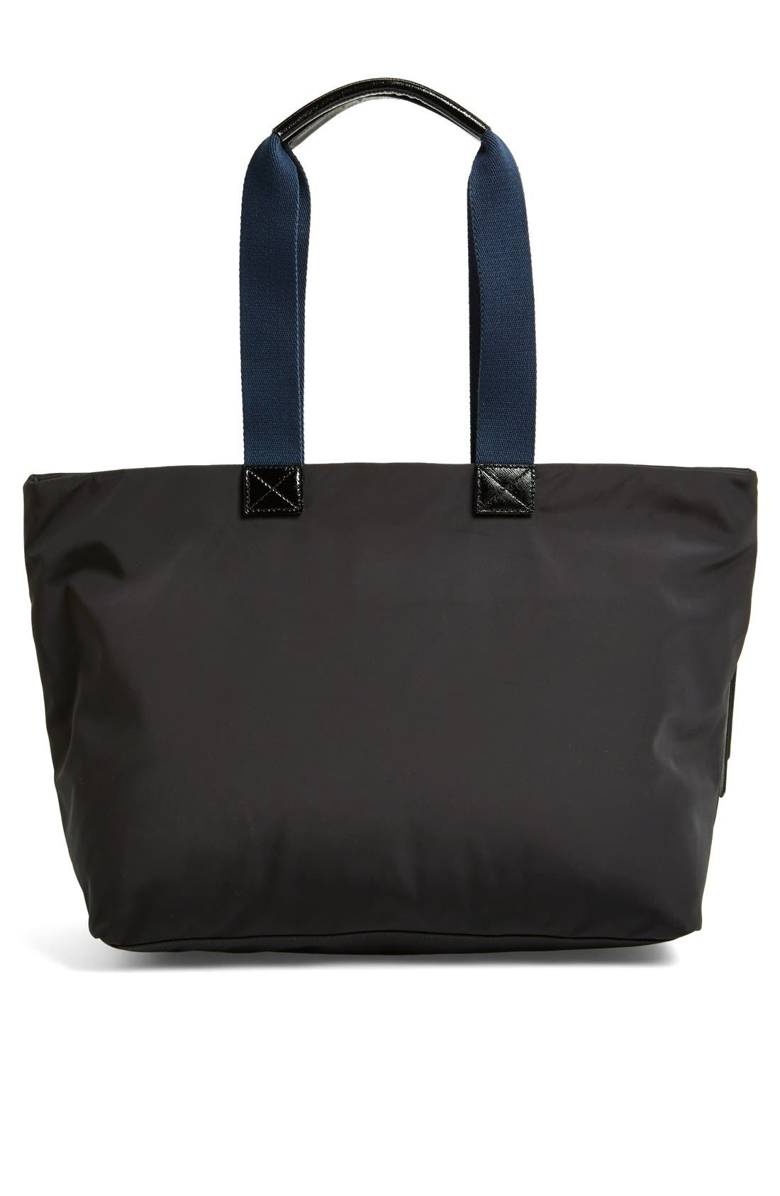 Alternate Image 4  - Tory Burch Nylon Tote